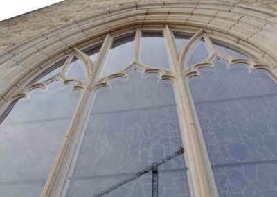 Cathedral Crafts Stained Glass Studio - Protective Coverings