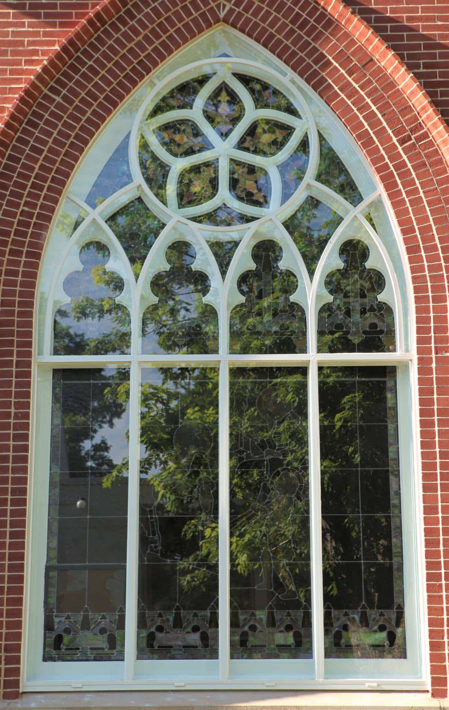 Protective Coverings Cathedral Crafts Stained Glass Studio